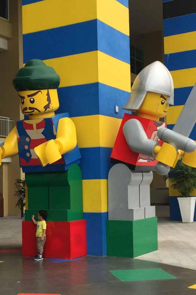 Kid-friendly Hotel Legoland Malaysia