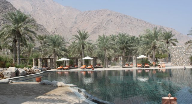 Luxury Family-Friendly Hotel Six Senses Zighy Bay Oman