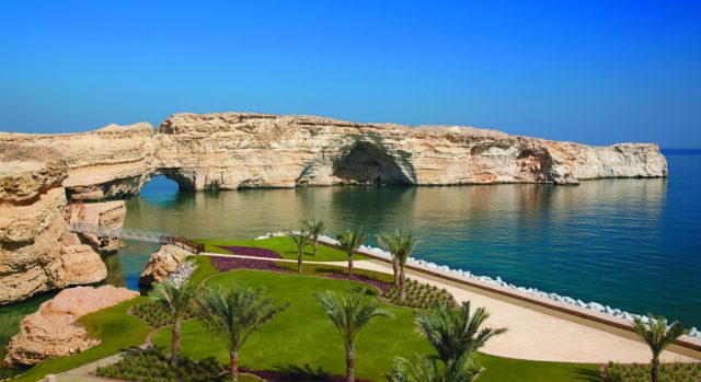 Luxury Family-Friendly Resort Shangri -La Al Jissah in Muscat, Oman