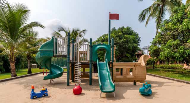 Kid Friendly Goa Hotel With Mandy Park Hyatt Goa
