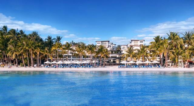 White Beach at Hotel Discovery Shores Boracay