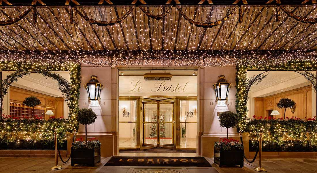 family friendly hotel le bristol paris