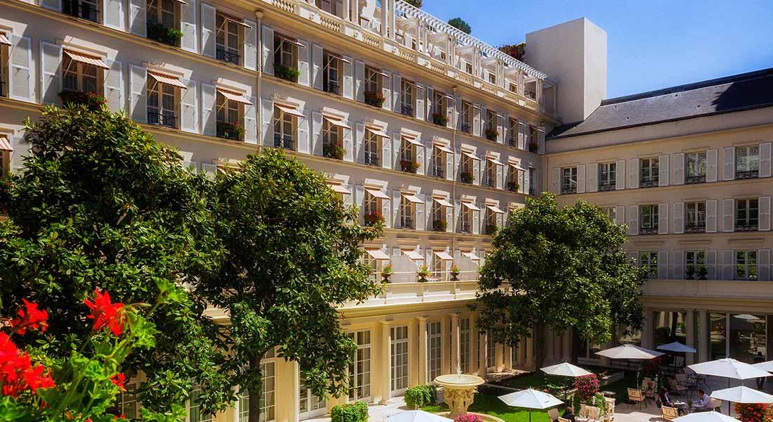 kid friendly hotel le bristol paris
