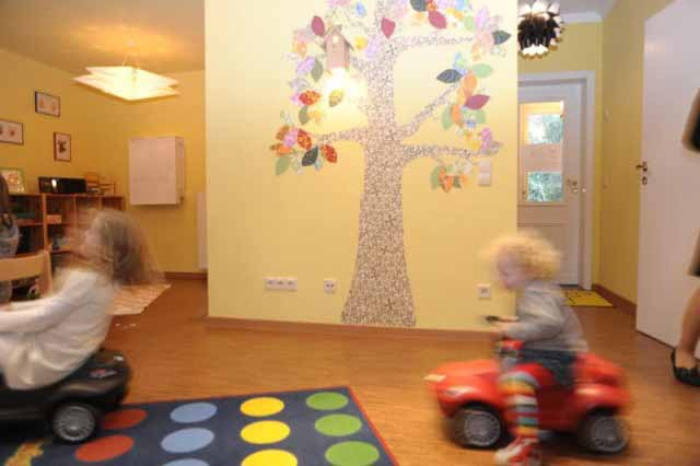 kids club at hotel Brenners Park Baden-Baden Germany