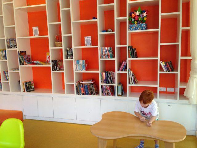 Angsana-Phuket-Library