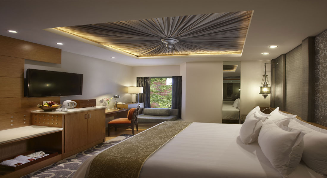 Luxury family friendly hotel itc mughal agra with mandy for Luxury extended stay hotels nyc